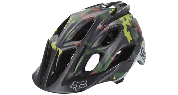 Fox Flux Helmet Men fatigue camo